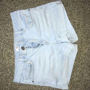 Forever 21 shorts!